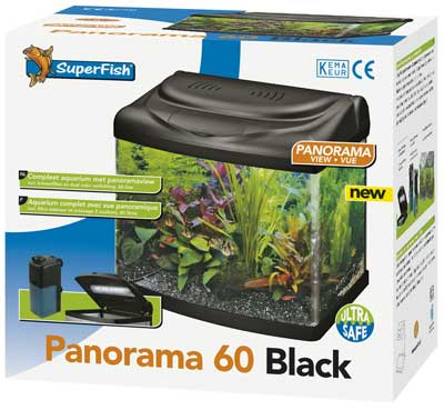 SuperFish Panorama 60 (BLACK)
