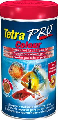Tetra PRO Colour All Sizes. ---------- From